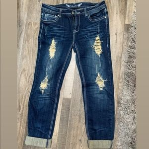 Culture Distressed Denim